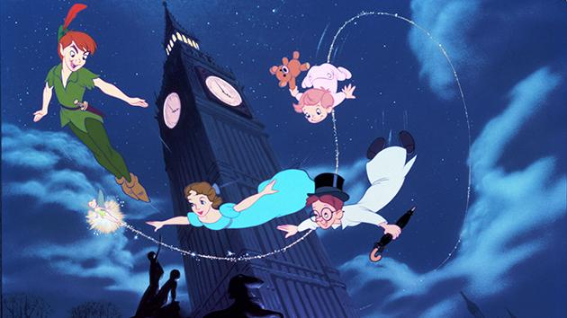 Yahoo! Movies Giveaway: 'Peter Pan' Diamond Edition Blu-ray