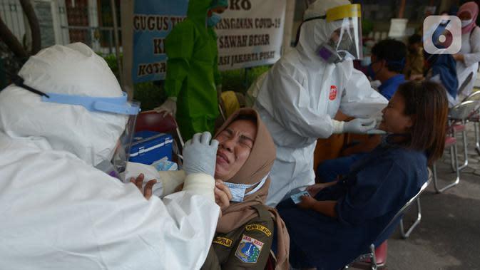 7 Pegawai Terpapar Covid-19, Kantor Kelurahan Petojo Selatan Tutup 3 Hari