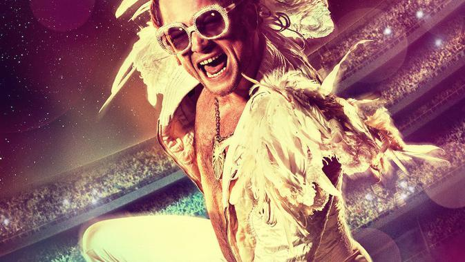 Poster film Rocketman