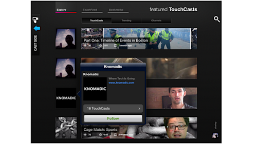 TouchCast Thinks It Can Create Smarter Web Videos Than YouTube