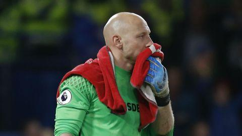 Brad Guzan Middlesbrough Premier League 050817