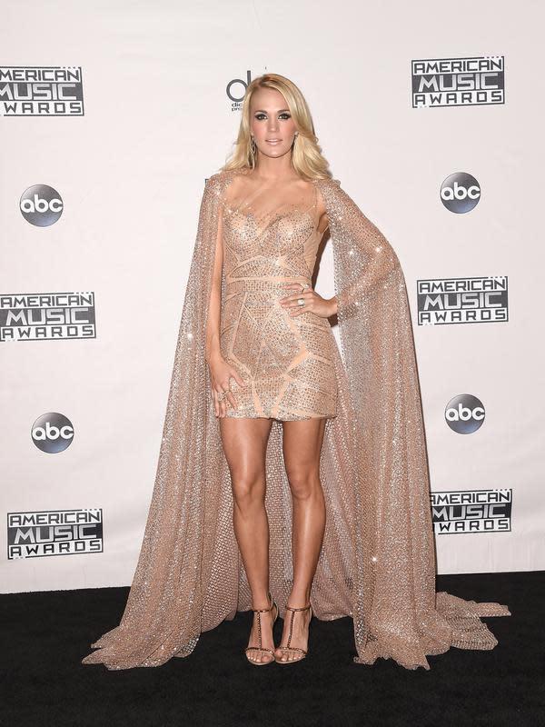 Carrie Underwood (AFP/Bintang.com)