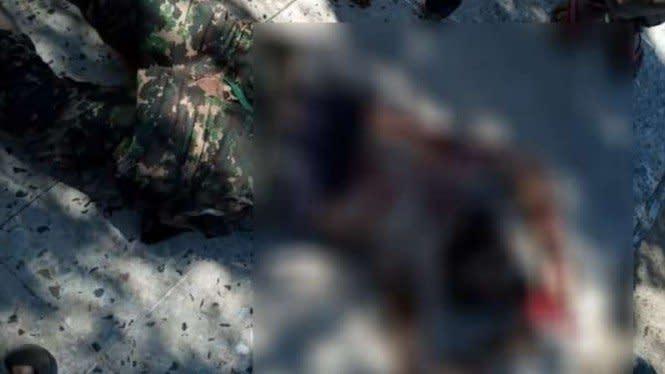 Fakta Mengerikan Tragedi Berdarah Idul Fitri di Camp Yarmouk Tripoli