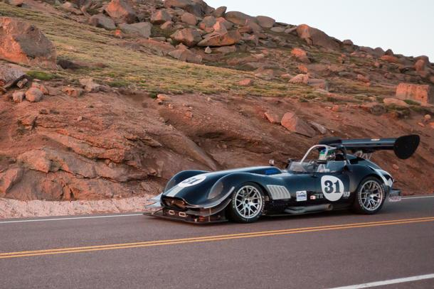 Up the mountain in a 800-hp piece of history: Flickr photo of the day