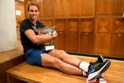 Usia hanyalah angka bagi Nadal, Federer dan Djokovic