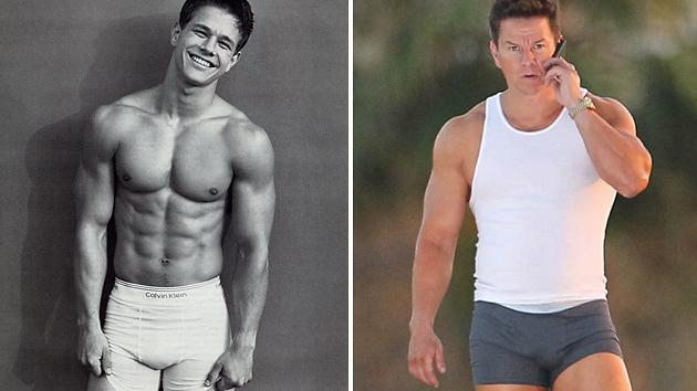 Mark Wahlberg Back in His Calvin Kleins for 'Pain & Gain'