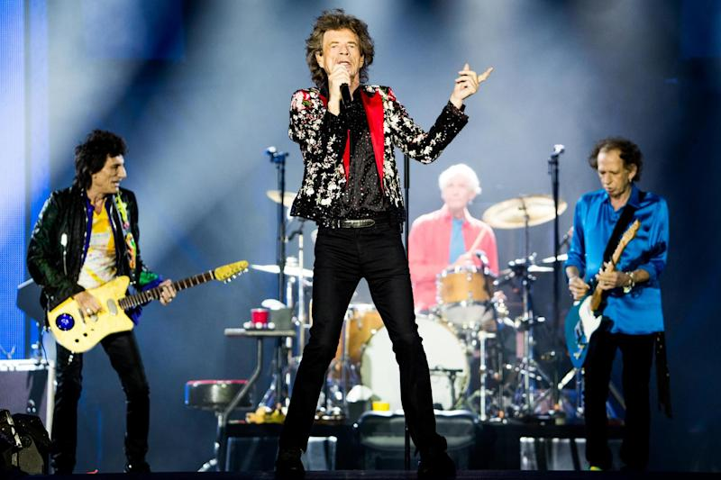 The Rolling Stones are now threatening to sue (Getty Images)