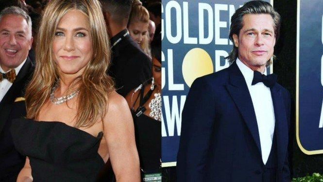 Reunian, Jennifer Aniston Lempar Rayuan Nakal ke Brad Pitt
