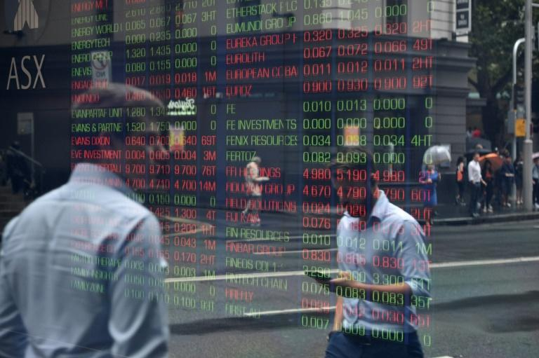 Australian stocks saw their worst day since the financial crisis