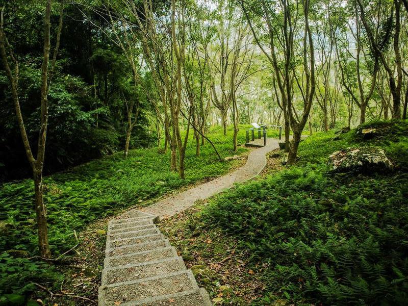 石門水庫步道