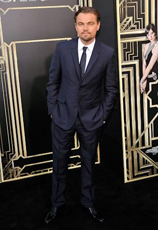 Leonardo DiCaprio and Baz Luhrmann Two Decades Later at 'The Great Gatsby' Premiere