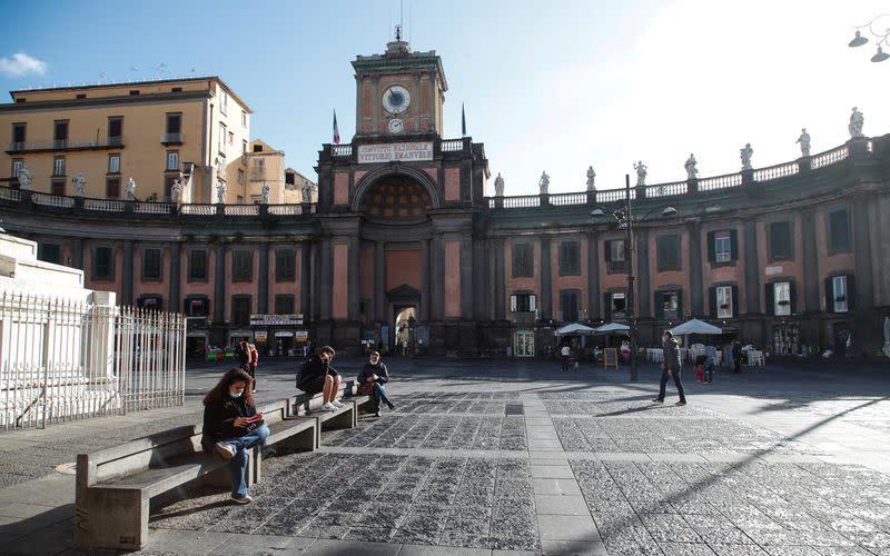 Italy posts new daily coronavirus cases record: health ministry