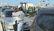 社會新鮮人開心出遊 不幸遭偷車賊撞亡