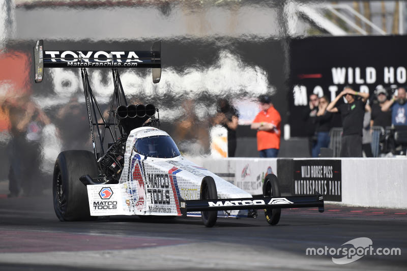 Brown scores 50th Top Fuel win and first of 2018