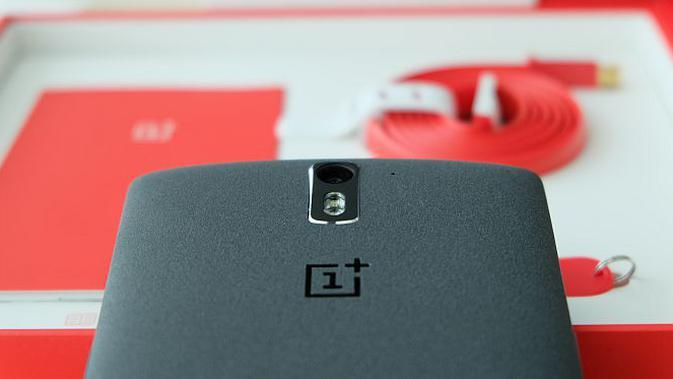 OnePlus One (Foto: Andina Librianty/Liputan6.com)