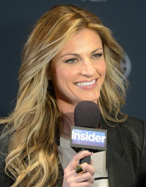 Erin Andrews will replace Pam Oliver as Fox's No. 1 sideline reporter