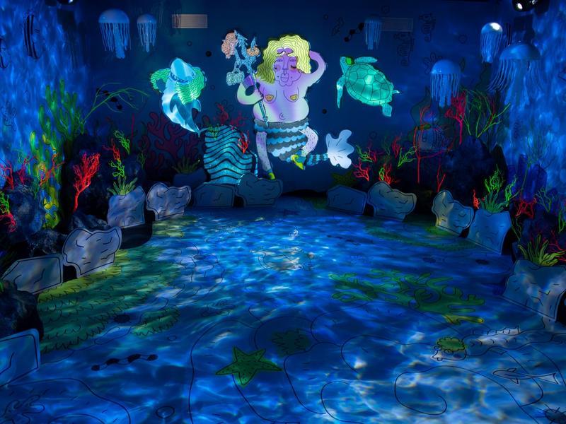 海妖的美人魚夢
