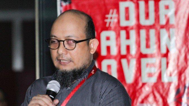 Pimpin Tangkap Buronan Nurhadi, Novel Dianggap Seperti Gus Dur