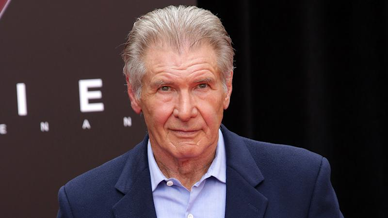 Comic-Con: Harrison Ford Returns to Promote 'Ender's Game'