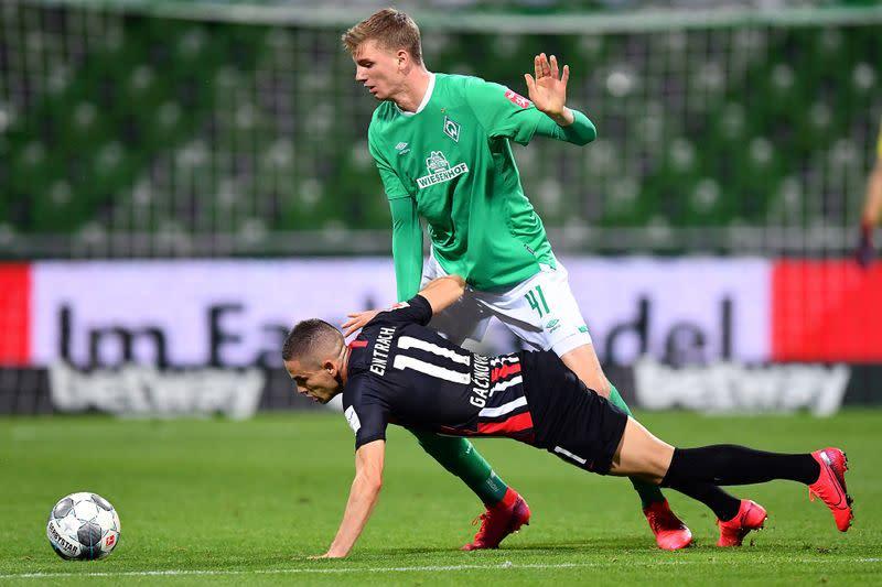 Bundesliga - Werder Bremen v Eintracht Frankfurt