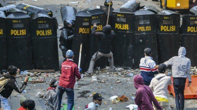 Admin Medsos STM se-Jabodetabek Kembali Ditangkap Polisi