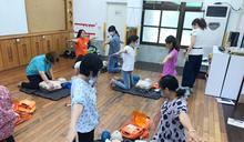 提升校園意外處置能力 東縣辦理校護緊急救護訓練
