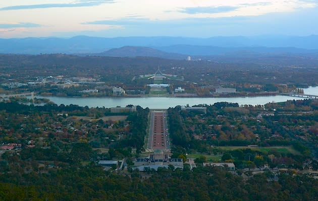 Daily Destination: Canberra, Australia