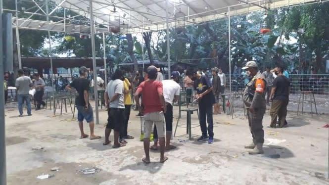Bikin Kerumunan, Kontes Burung Kicau di Kembangan Dibubarkan Polisi