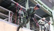 南測中心參訪特訓中心 觀摩交流強化戰術素養