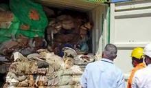反擊洋垃圾 斯里蘭卡將260公噸廢棄物送回來源地英國