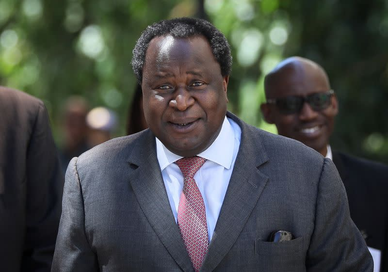 South African economy to shrink by more than government's 7% forecast in 2020 - Mboweni