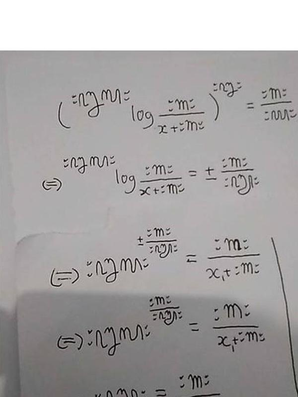 6 Jawaban Absurd Murid saat Ulangan Matematika Ini Bikin Tepuk Jidat (sumber: Instagram.com/sukijan.id)