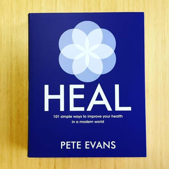 Pete Evans' new book Heal