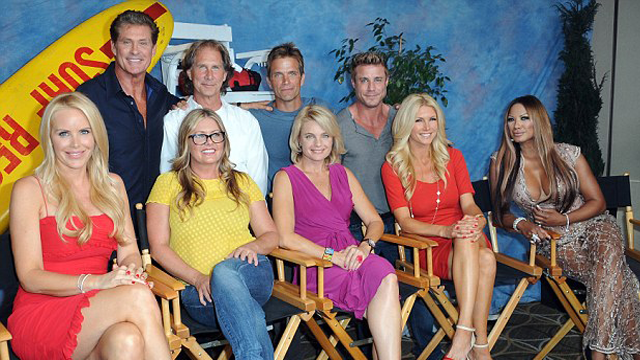 It's True: The 'Baywatch' Cast Had a Weight Clause