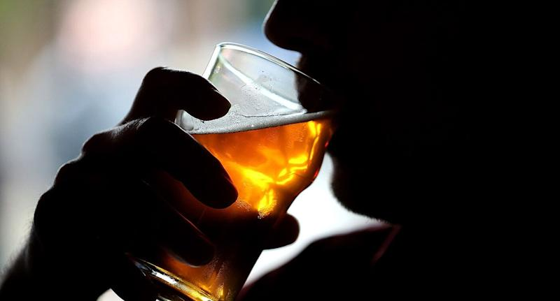 38 per cent of Australians have been affected by alcohol-related violence. Source: Getty Stock