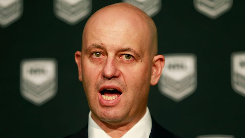 NRL CEO Todd Greenberg has vowed to crack down hard on online trolls.