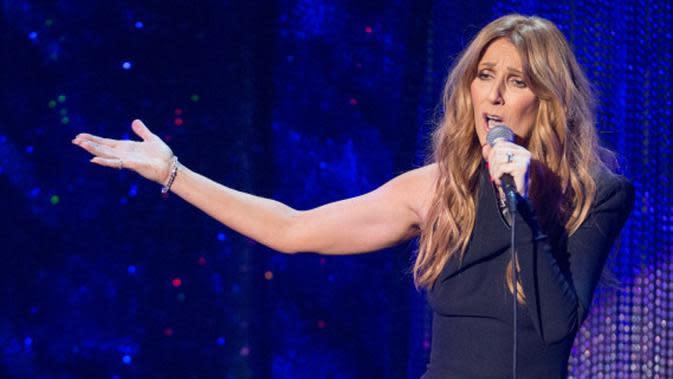 Celine Dion (Eric Jamison/Invision/AP)