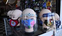 美大學研究測14種口罩 擋飛沫效果有差