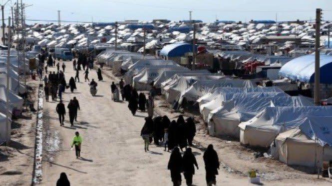 Kisah Bertahan Hidup Mualaf Imigran Suriah di Kamp Pengungsi