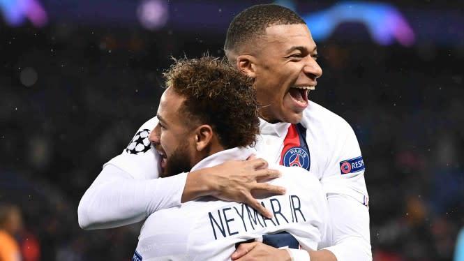 Neymar-Mbappe Masa Depan PSG, Madrid dan Barcelona Jangan Berharap