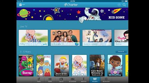 Charter May Sell Internet Video Services Out-of-Footprint