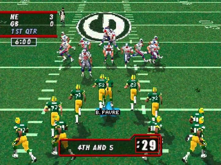 best ps1 games madden 98