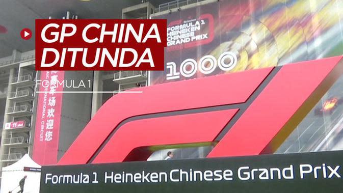 VIDEO: Jadwal Balapan Formula 1 di China Ditunda Akibat Virus Corona
