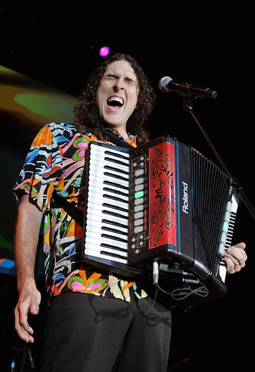 'Weird Al' Yankovic, Photo by Jim Dyson/Getty Images