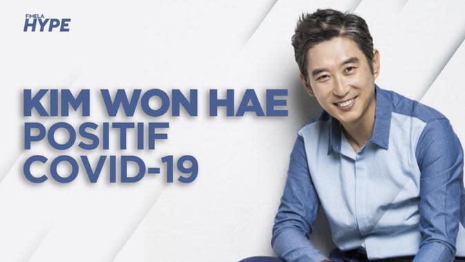 Kim Won Hae Positif Terinfeksi Virus Corona