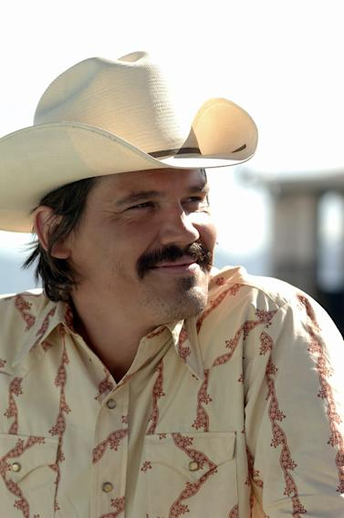 Mustache Gallery josh brolin no country for old men