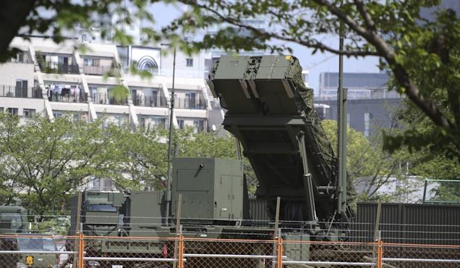 PAC-3 Patriot missiles have been deployed around the world. Photo: AP