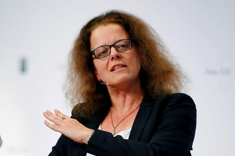 Climate change bigger economic risk than pandemic, ECB's Schnabel says