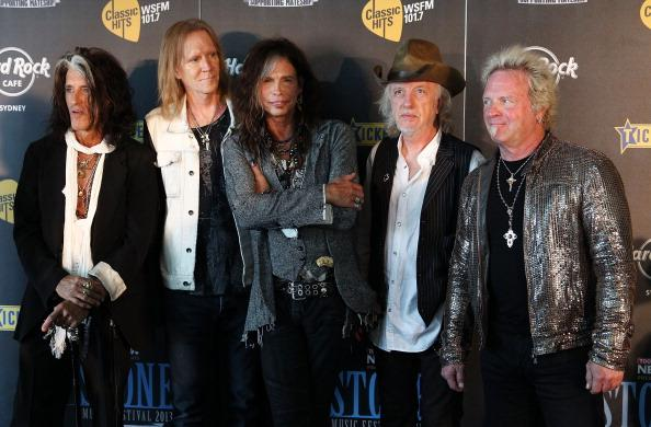 Aerosmith Cancels Indonesia Gig Over Bomb Scare, Set for Boston Benefit