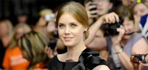 Playing Lois Lane in 'Man of Steel' intimidates Amy Adams – but that would never stop her!